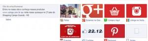 Aplicativos no Facebook