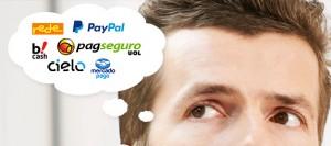 Qual é a melhor forma de pagamento online para o meu comércio eletrônico?