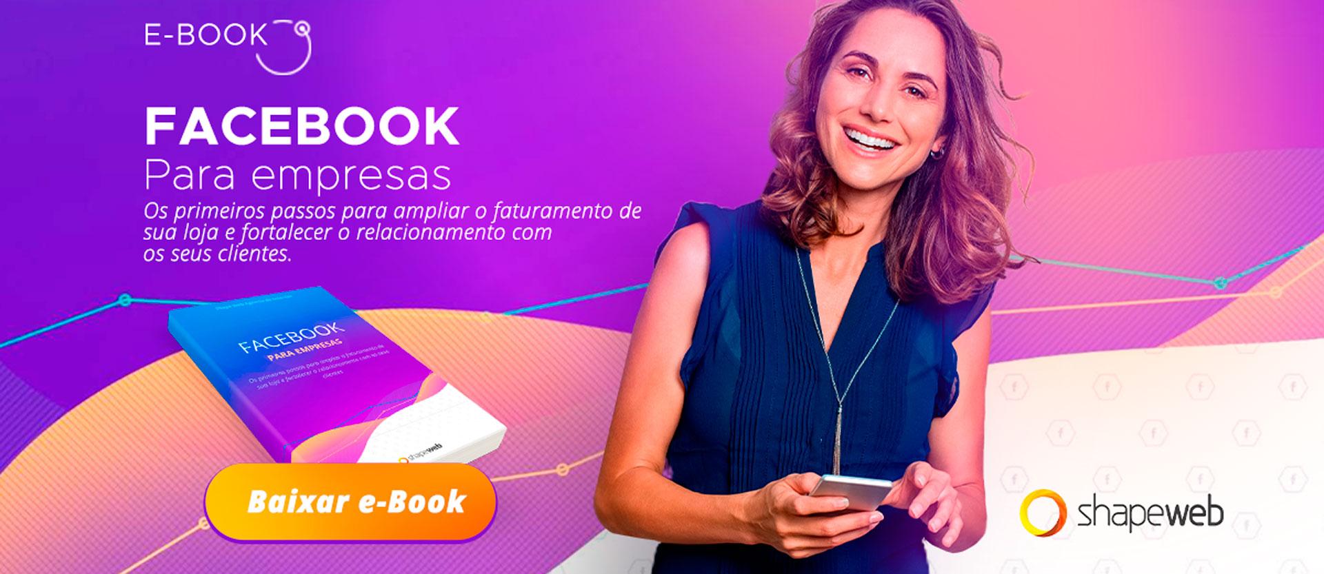 E-Book: Facebook Para Empresas