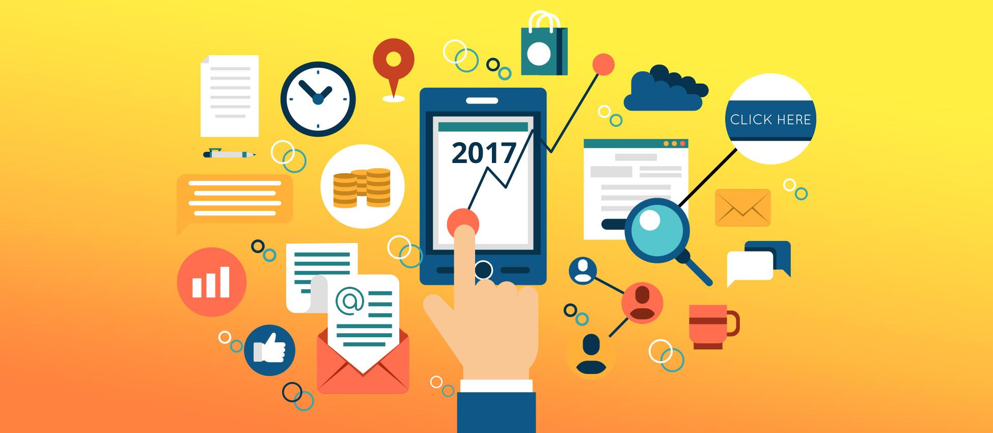 Tendências do Marketing Digital para 2017