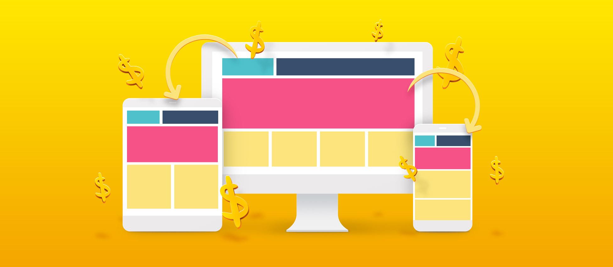 5 Vantagens de um site responsivo para sua empresa