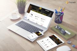 Site responsivo - Casa do Tiro
