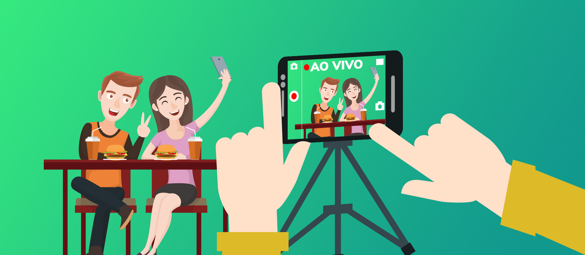 lives - Vídeo ao Vivo