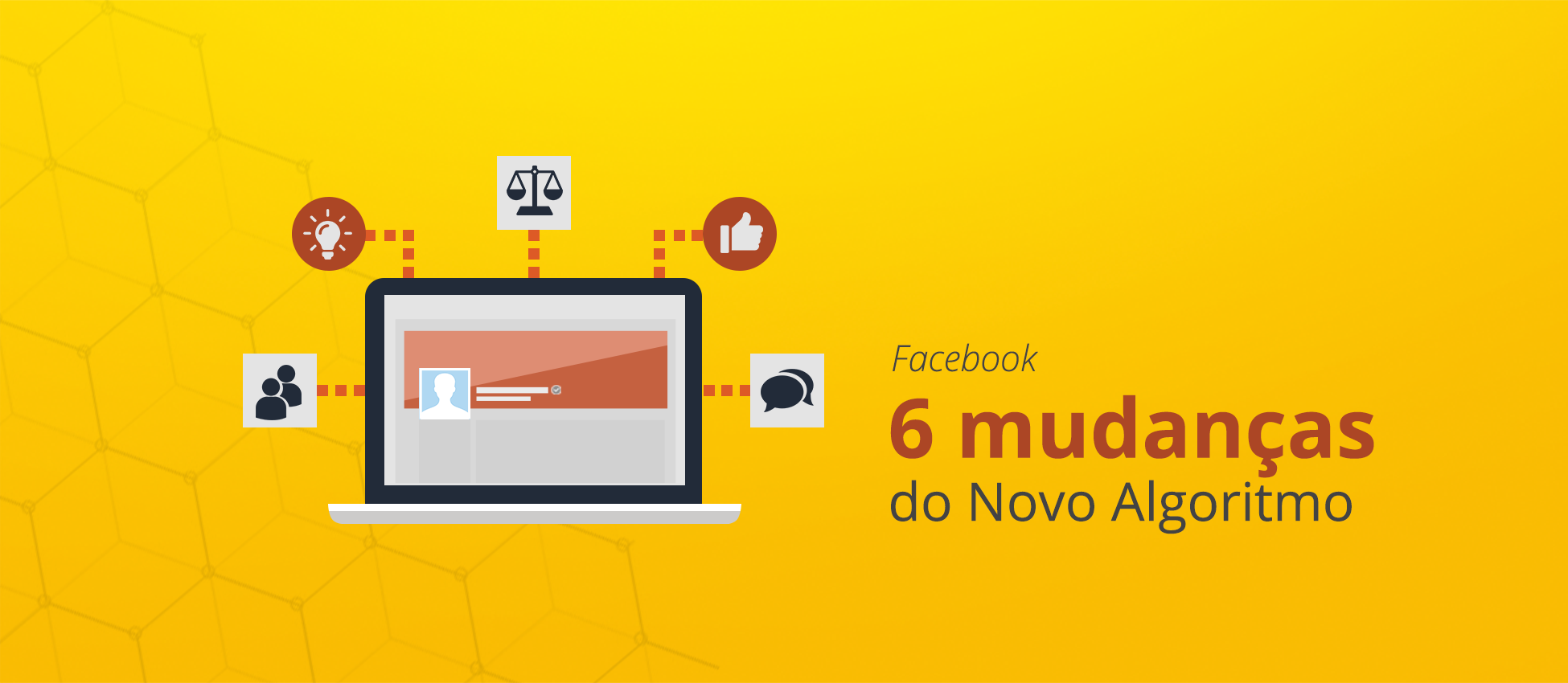 Mudanças no algoritmo do Facebook