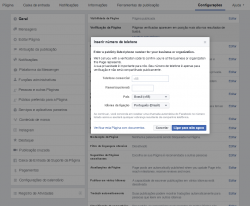 Solicitar selo de autenticidade-do-Facebook (Telefone)
