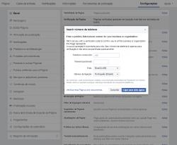 Solicitar selo de autenticidade-do-Facebook (Telefone)