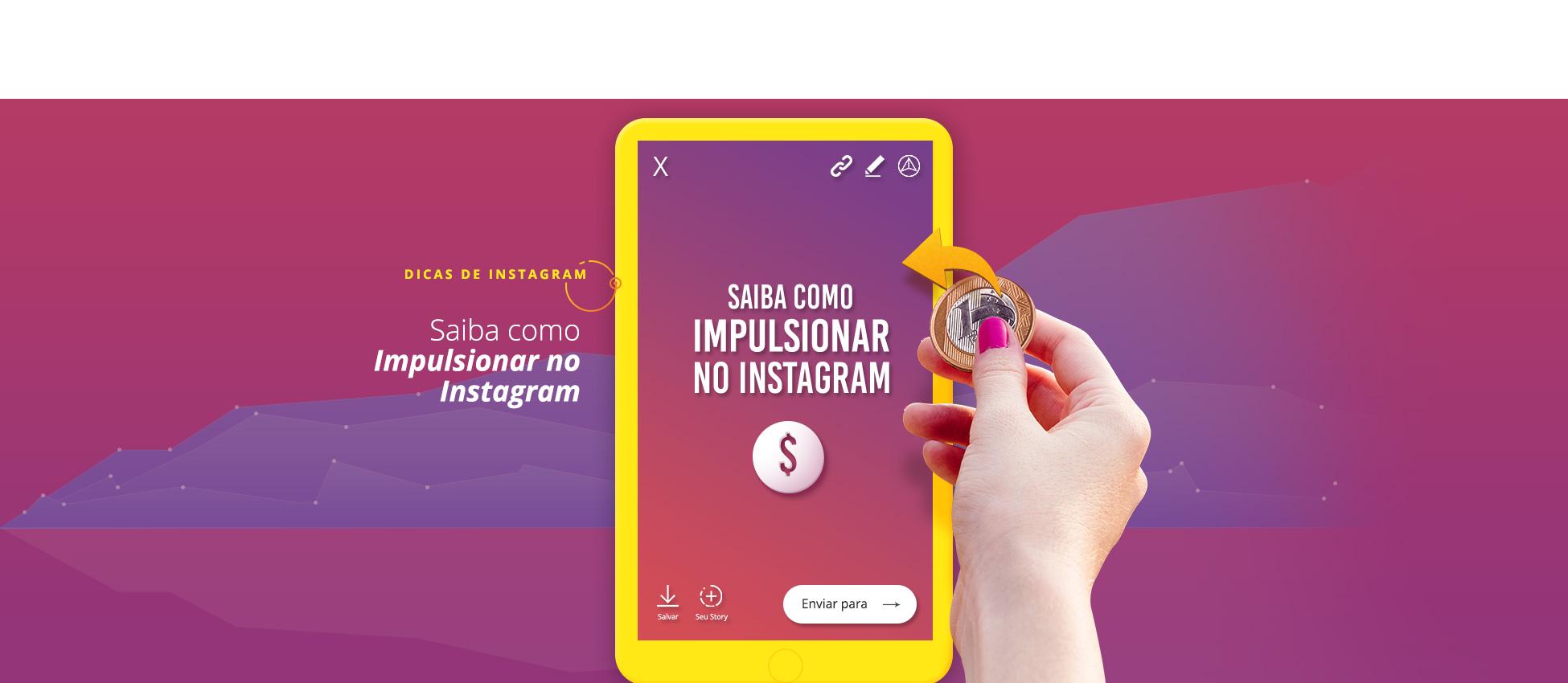 Como Promover publicação pelo Instagram