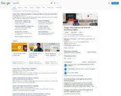 SEO Local - Busca no Google