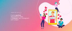 Como ganhar seguidores reais e crescer seu Instagram sem pagar