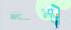 Formatação no Whatsapp Negrito ItalicoTachado e Monoespacado