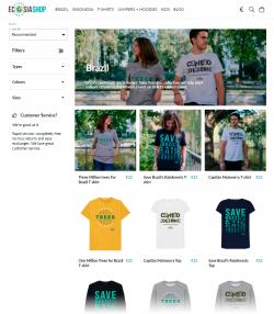 Ecosia - Shop Brazil