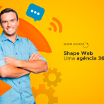 Shape Web - Uma agência 360 - Full Service