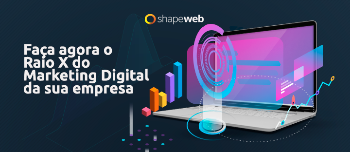 Raio X do Marketing Digital